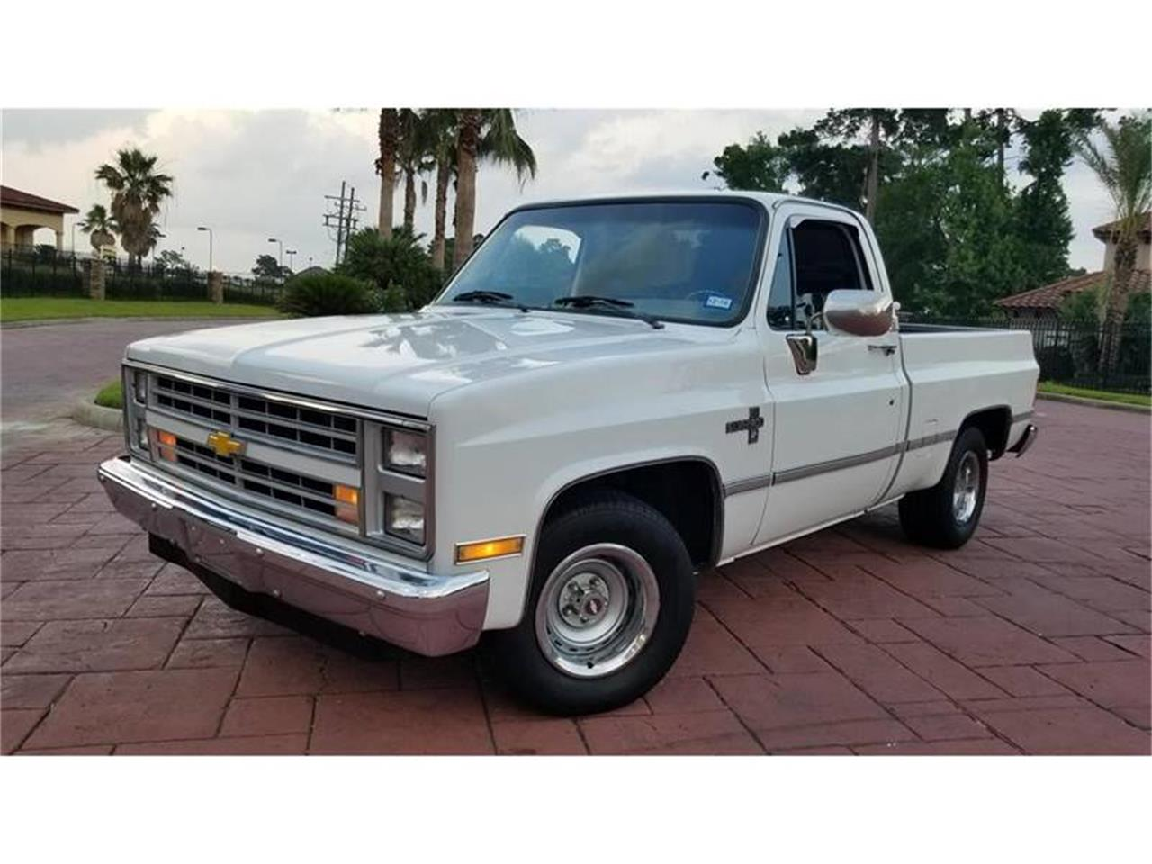 1987 Chevrolet C/K 10 (CC-1296821) for sale in Conroe, Texas