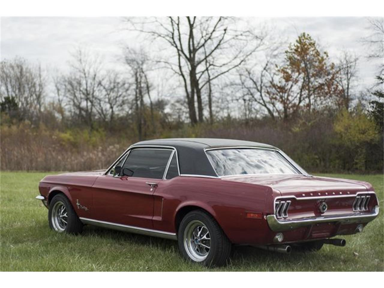 1968 Ford Mustang (CC-1296826) for sale in Indianapolis, Indiana