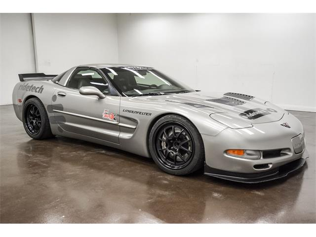 2000 Chevrolet Corvette (CC-1296827) for sale in Sherman, Texas