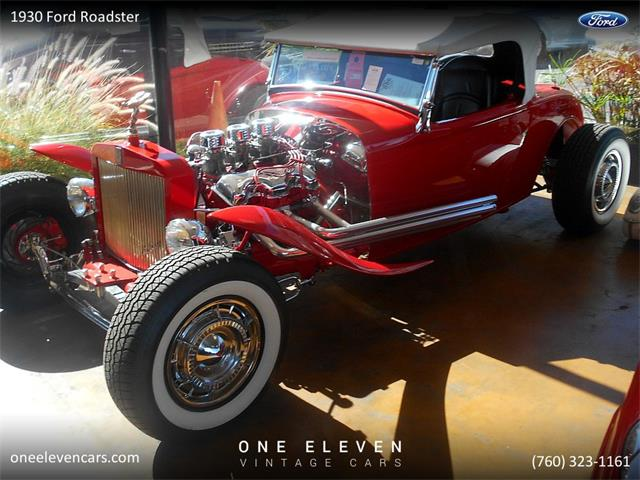 1930 Ford Roadster (CC-1296832) for sale in Palm Springs, California