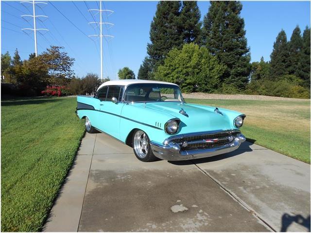 1957 Chevrolet Automobile (CC-1296837) for sale in Roseville, California