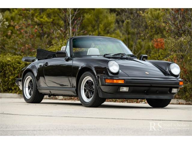 1989 Porsche Carrera (CC-1296838) for sale in Raleigh, North Carolina
