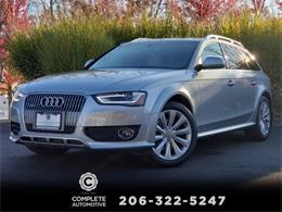 2016 Audi A4 (CC-1296840) for sale in Seattle, Washington