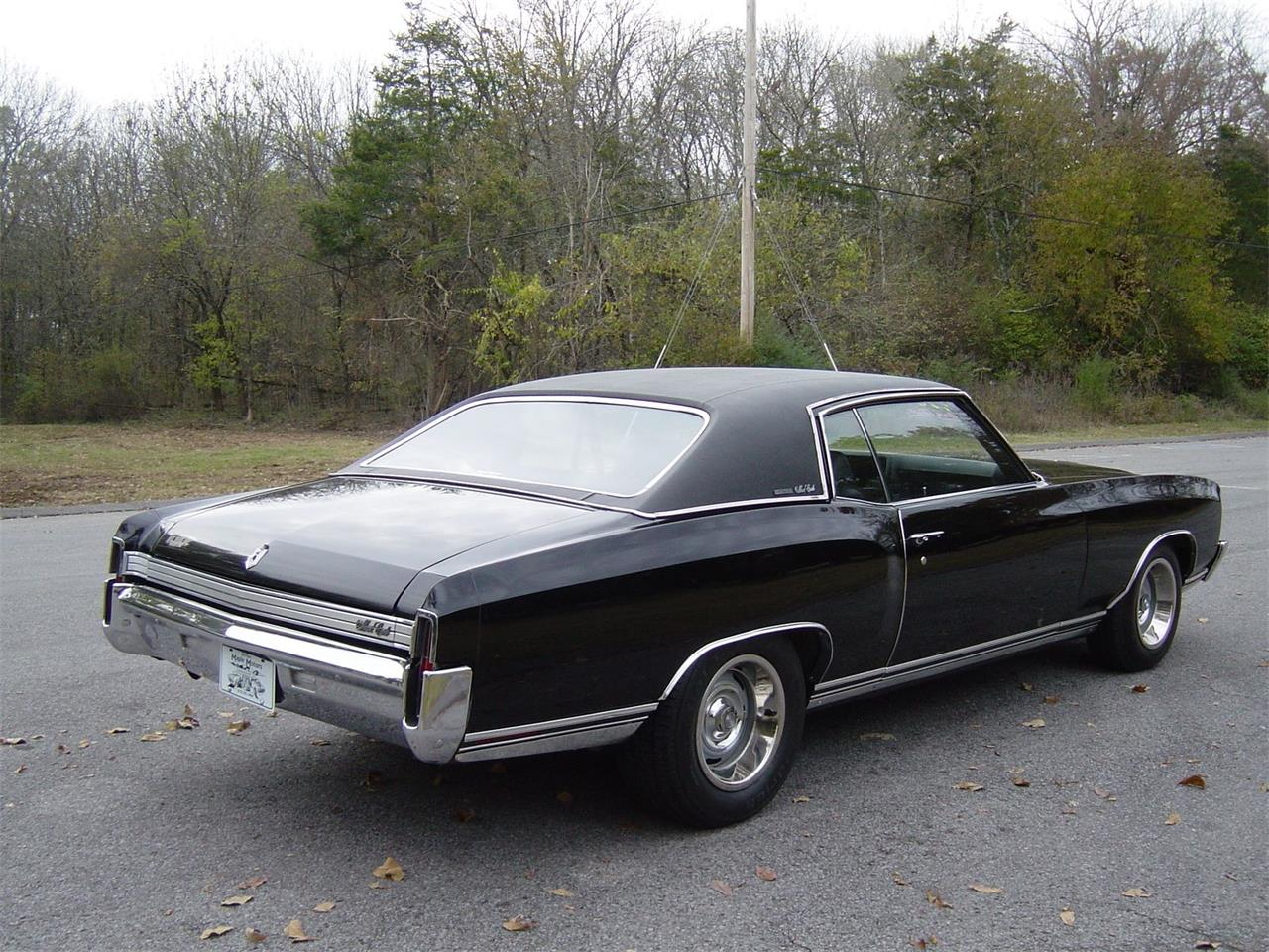 1972 Chevrolet Monte Carlo (CC-1296848) for sale in Hendersonville, Tennessee