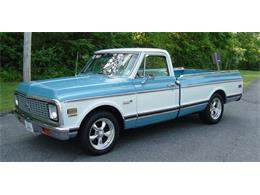 1972 Chevrolet C10 (CC-1296850) for sale in Hendersonville, Tennessee