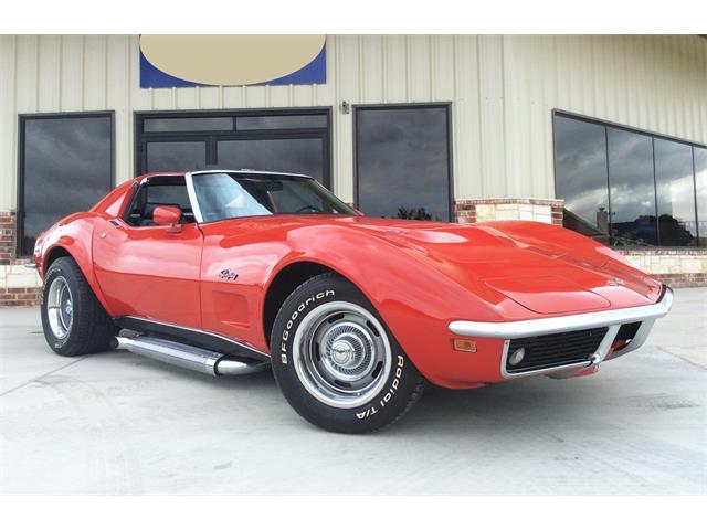 1969 Chevrolet Corvette (CC-1296855) for sale in Dallas, Texas