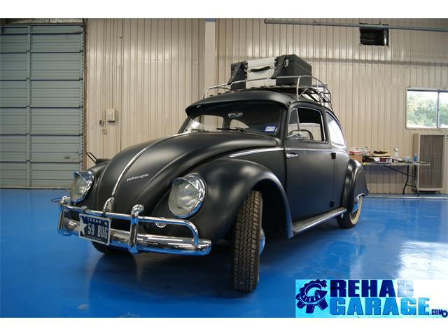 1959 Volkswagen Beetle (CC-1296859) for sale in Dallas, Texas