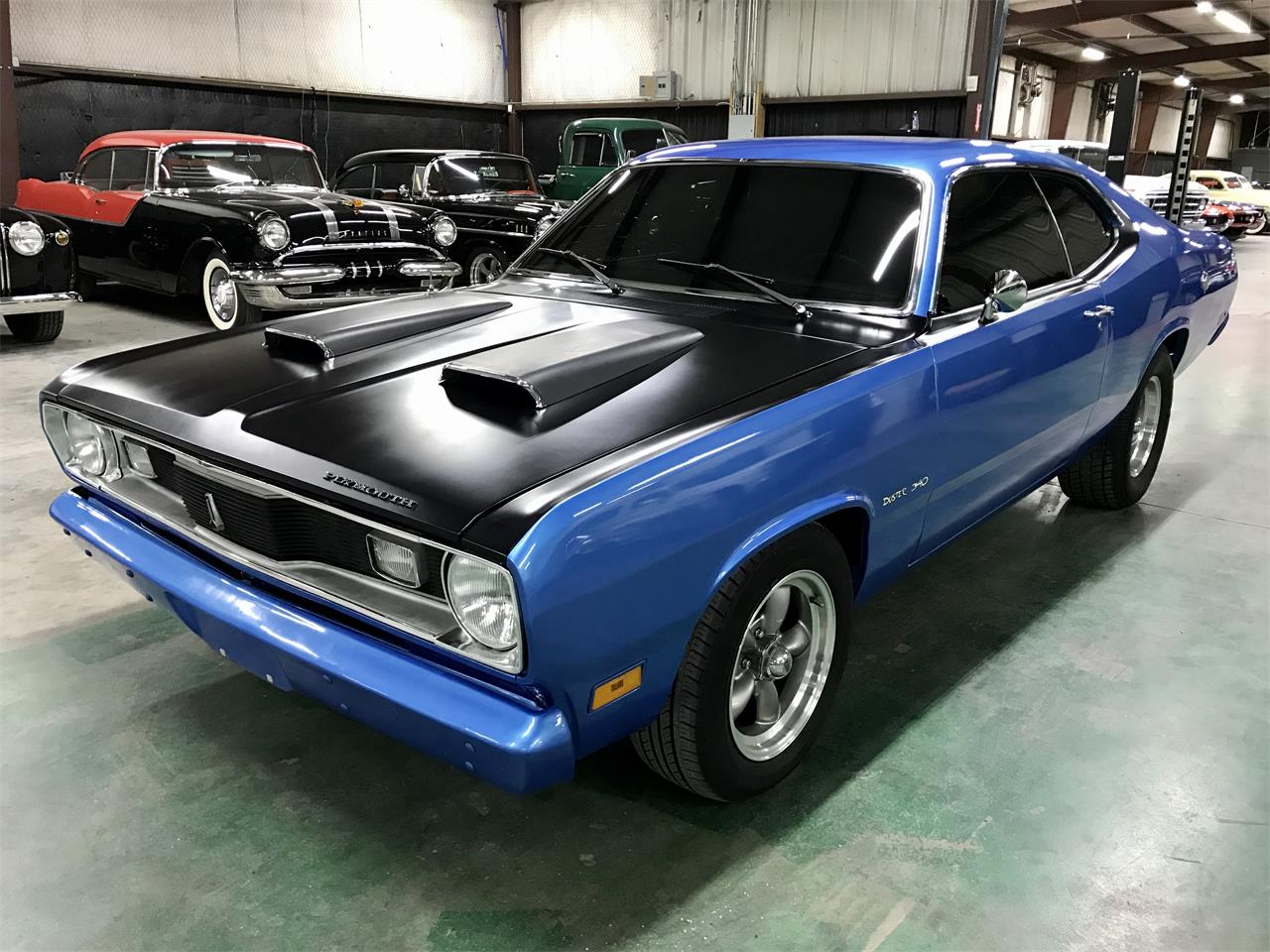 1970 Plymouth Duster (CC-1296872) for sale in Sherman, Texas