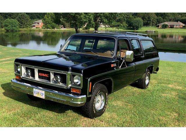 1974 GMC Suburban (CC-1296878) for sale in Brandon, Mississippi