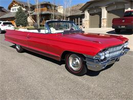 1962 Cadillac Series 62 (CC-1296882) for sale in Golden, Colorado