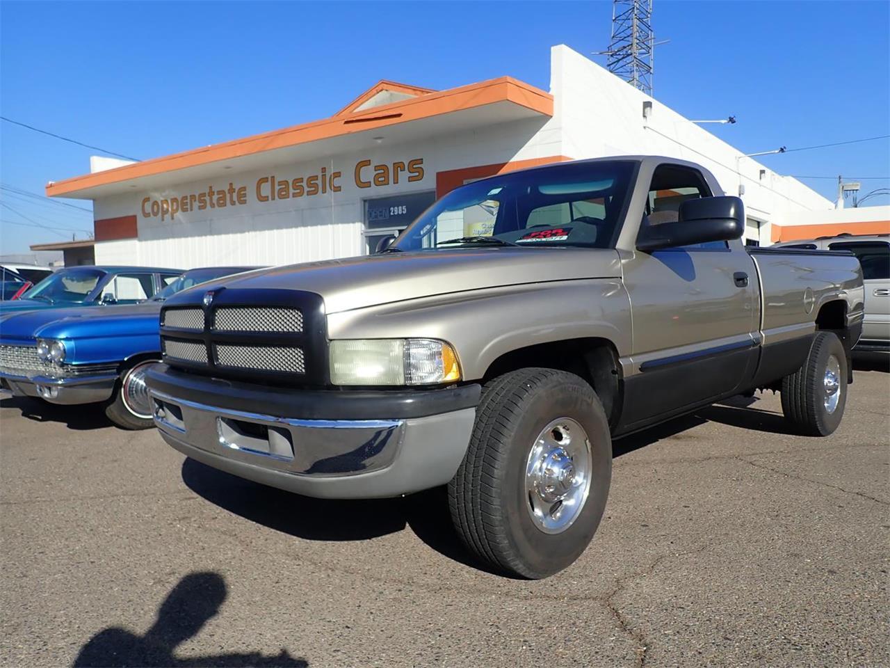 2002 Dodge Ram 2500 (CC-1296886) for sale in Phoenix, Arizona