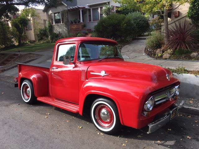 1956 Ford F100 (CC-1296893) for sale in Berkeley, California