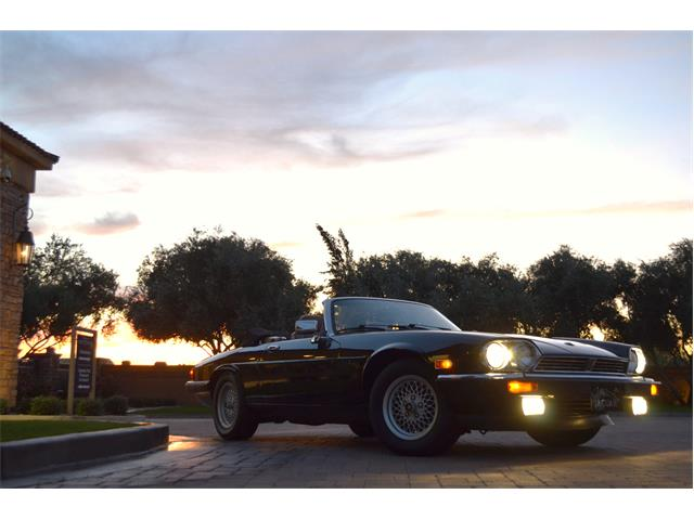 1990 Jaguar XJS (CC-1296894) for sale in Chandler , Arizona