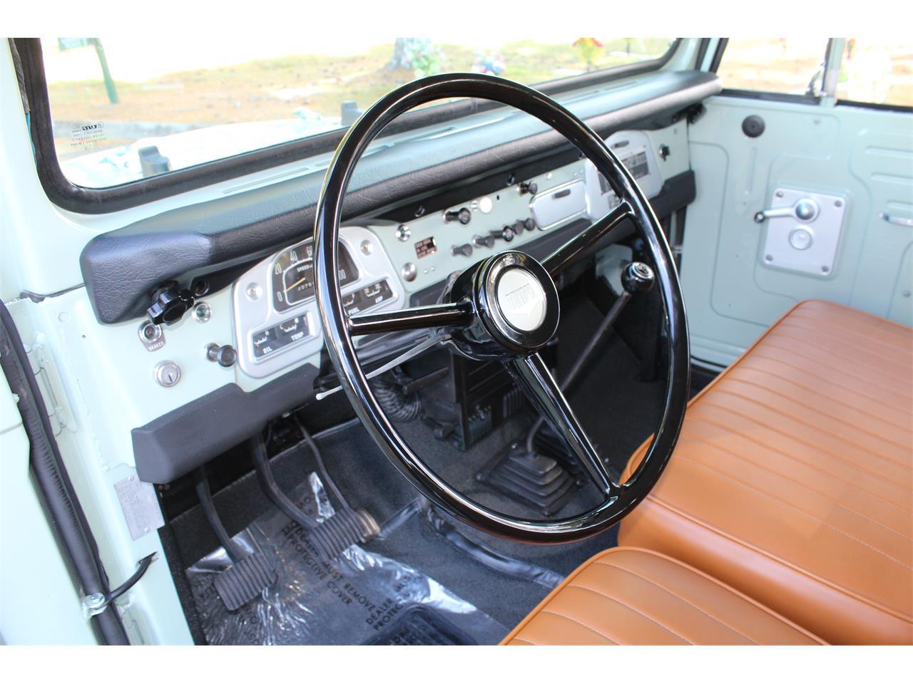 1972 Toyota Land Cruiser FJ (CC-1296899) for sale in Roswell, Georgia