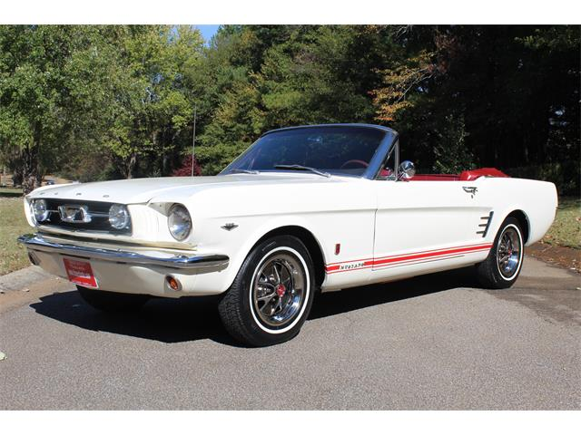 1966 Ford Mustang (CC-1296900) for sale in Roswell, Georgia