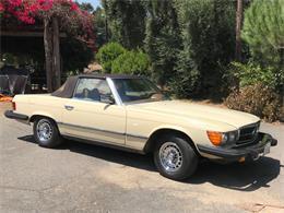 1978 Mercedes-Benz 450SL (CC-1296923) for sale in ALTADENA, California