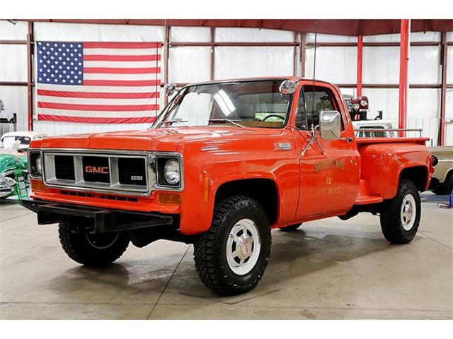 1974 Chevrolet 1 Ton Pickup (CC-1296935) for sale in Kentwood, Michigan