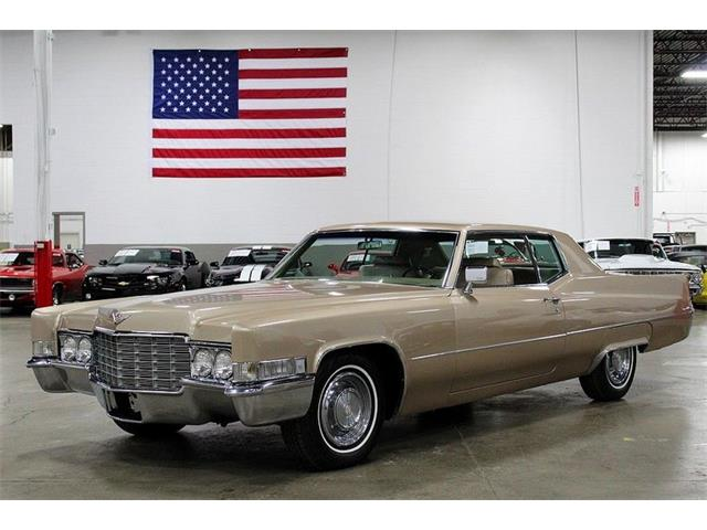 1969 Cadillac DeVille (CC-1296939) for sale in Kentwood, Michigan
