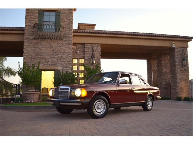 1984 Mercedes-Benz 300D (CC-1290694) for sale in Chandler , Arizona