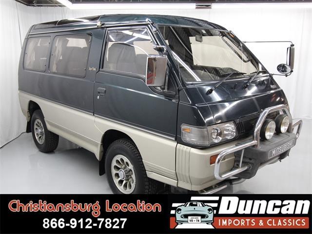 1992 Mitsubishi Delica (CC-1296952) for sale in Christiansburg, Virginia
