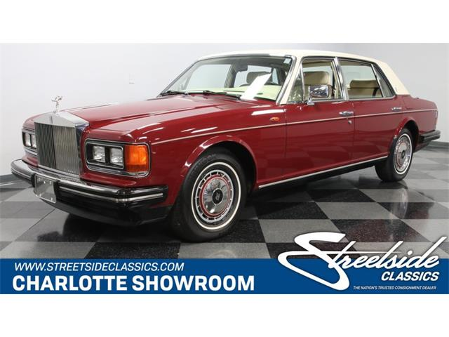 1990 Rolls-Royce Silver Spur (CC-1296953) for sale in Concord, North Carolina