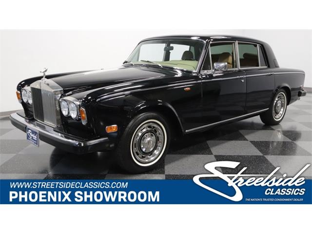 1978 Rolls-Royce Silver Shadow (CC-1296961) for sale in Mesa, Arizona