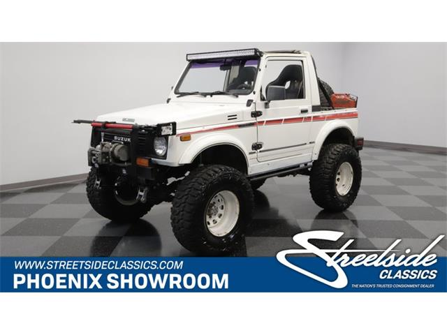 1987 Suzuki Samurai (CC-1296963) for sale in Mesa, Arizona