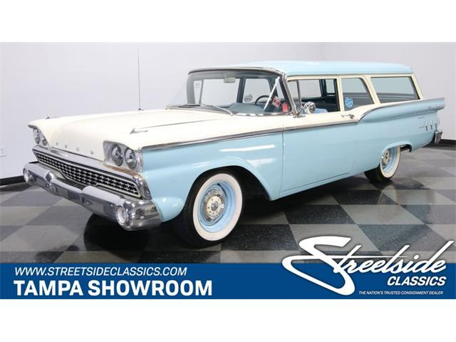 1959 Ford Ranch Wagon (CC-1296974) for sale in Lutz, Florida
