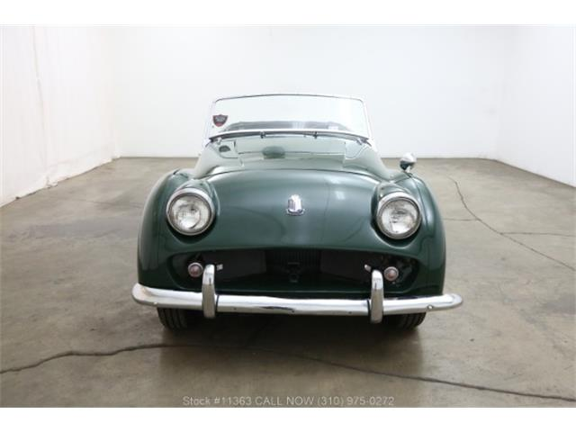 1962 Triumph TR3 (CC-1296991) for sale in Beverly Hills, California