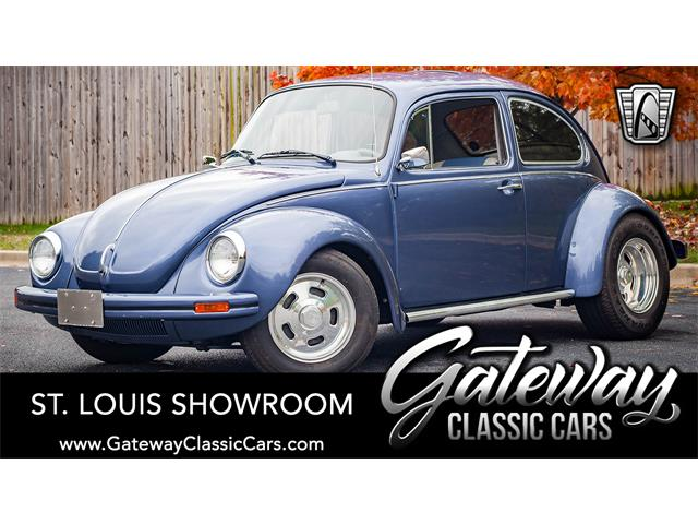 1973 Volkswagen Super Beetle (CC-1297003) for sale in O'Fallon, Illinois
