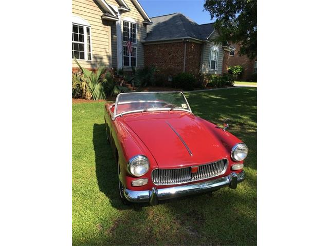 1962 MG Midget (CC-1297015) for sale in Raleigh, North Carolina