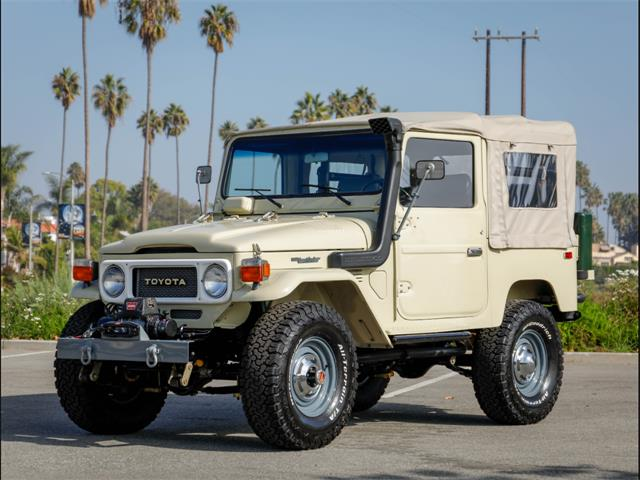 1980 Toyota Land Cruiser FJ40 (CC-1297019) for sale in Marina Del Rey, California