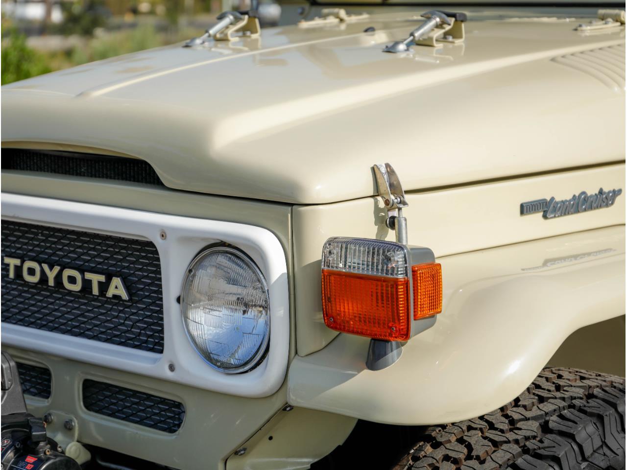 1980 Toyota Land Cruiser FJ40 (CC-1297019) for sale in Marina Del Rey, California