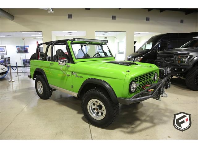1968 Ford Bronco (CC-1297032) for sale in Chatsworth, California