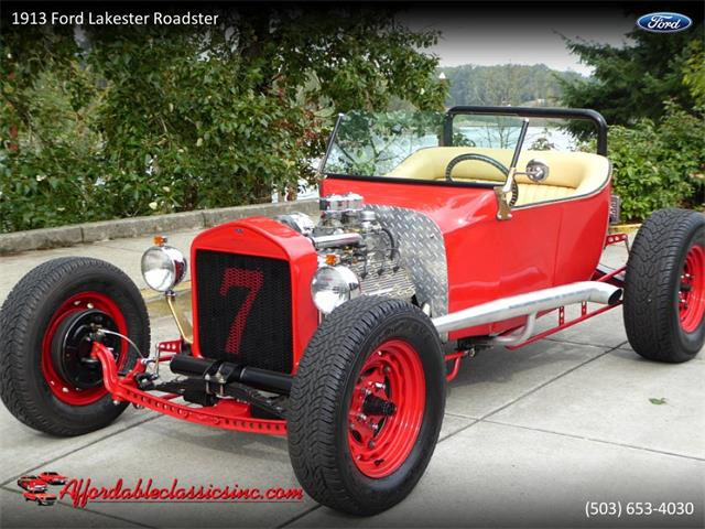 1913 Ford Roadster (CC-1297037) for sale in Gladstone, Oregon