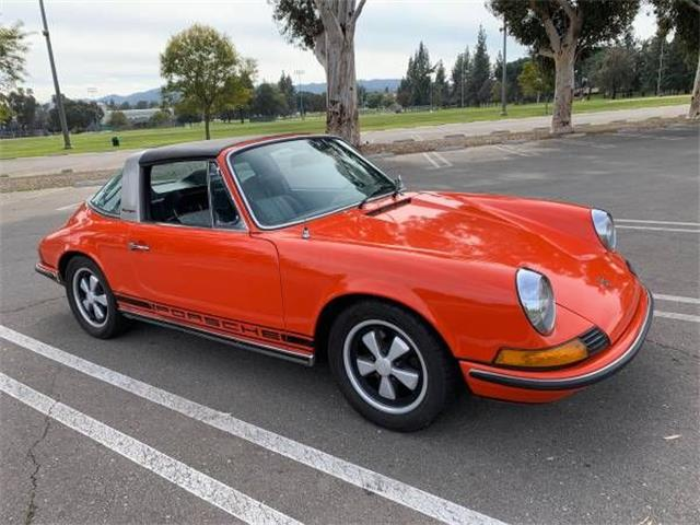 1973 Porsche 911 (CC-1297042) for sale in Cadillac, Michigan