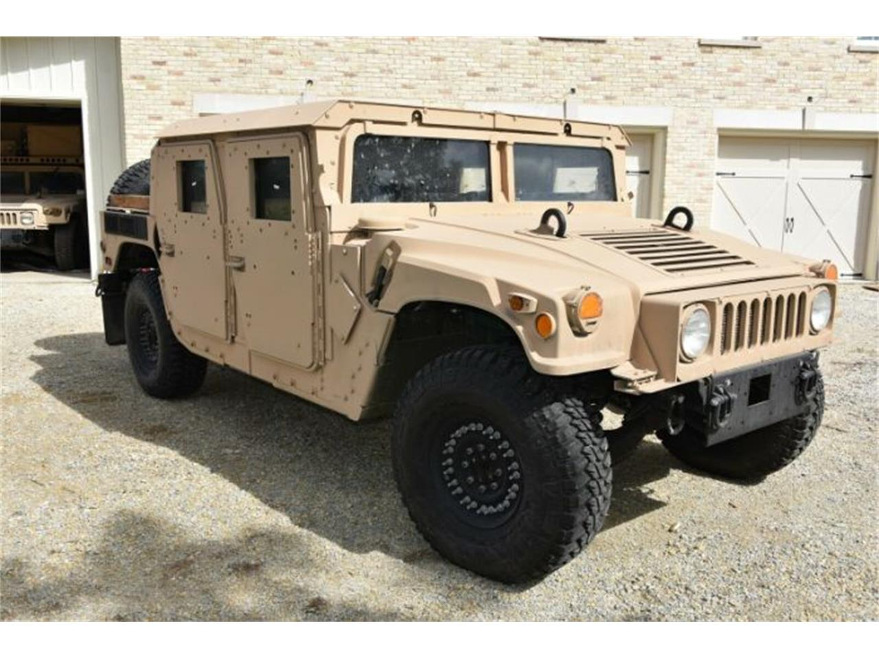 1980 Hummer H1 (CC-1297043) for sale in Cadillac, Michigan