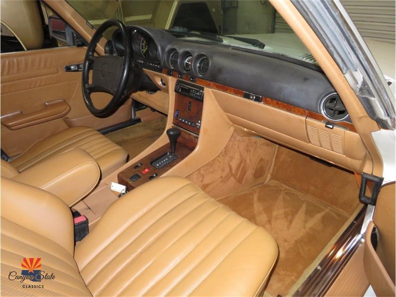 1986 Mercedes-Benz 560 (CC-1297052) for sale in Tempe, Arizona