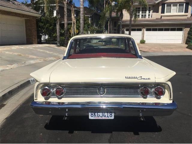 1963 Mercury Comet (CC-1297053) for sale in Cadillac, Michigan