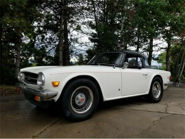 1976 Triumph TR6 (CC-1297058) for sale in Cadillac, Michigan