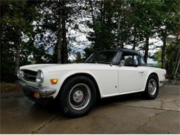1976 Triumph TR6 (CC-1297058) for sale in Cadillac, Michigan