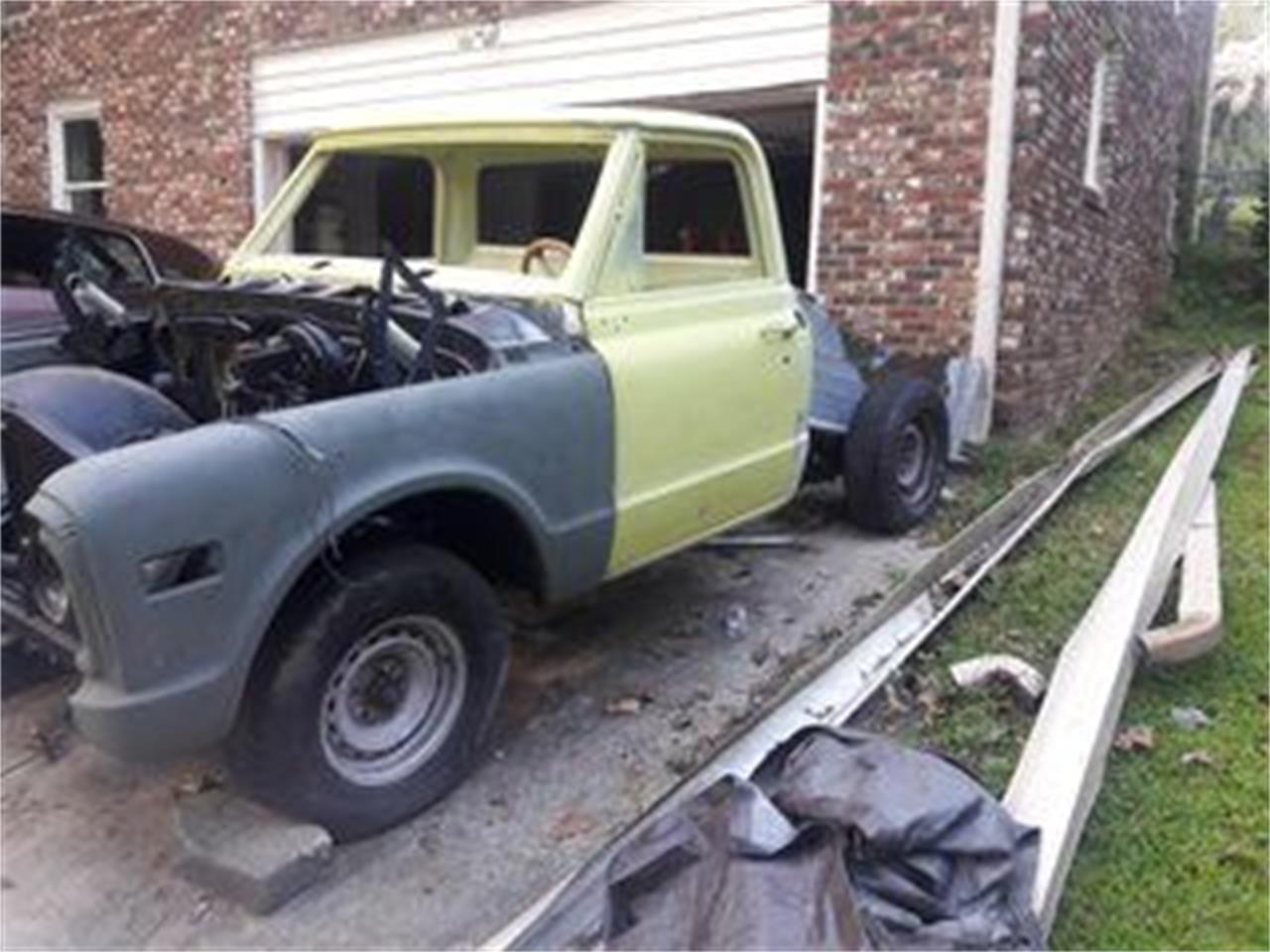 1970 Chevrolet C10 (CC-1297060) for sale in Cadillac, Michigan