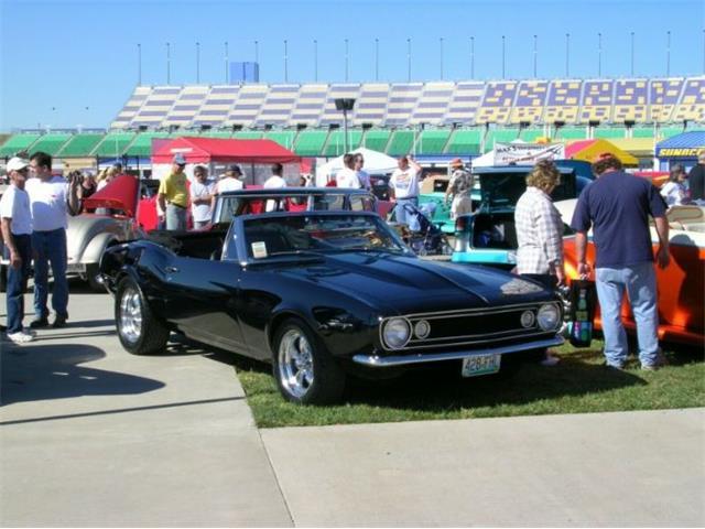 1967 Chevrolet Camaro (CC-1297061) for sale in Cadillac, Michigan