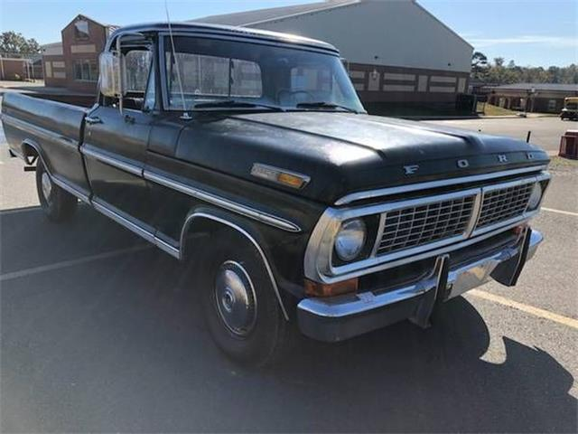 1970 Ford F100 (CC-1297075) for sale in Cadillac, Michigan
