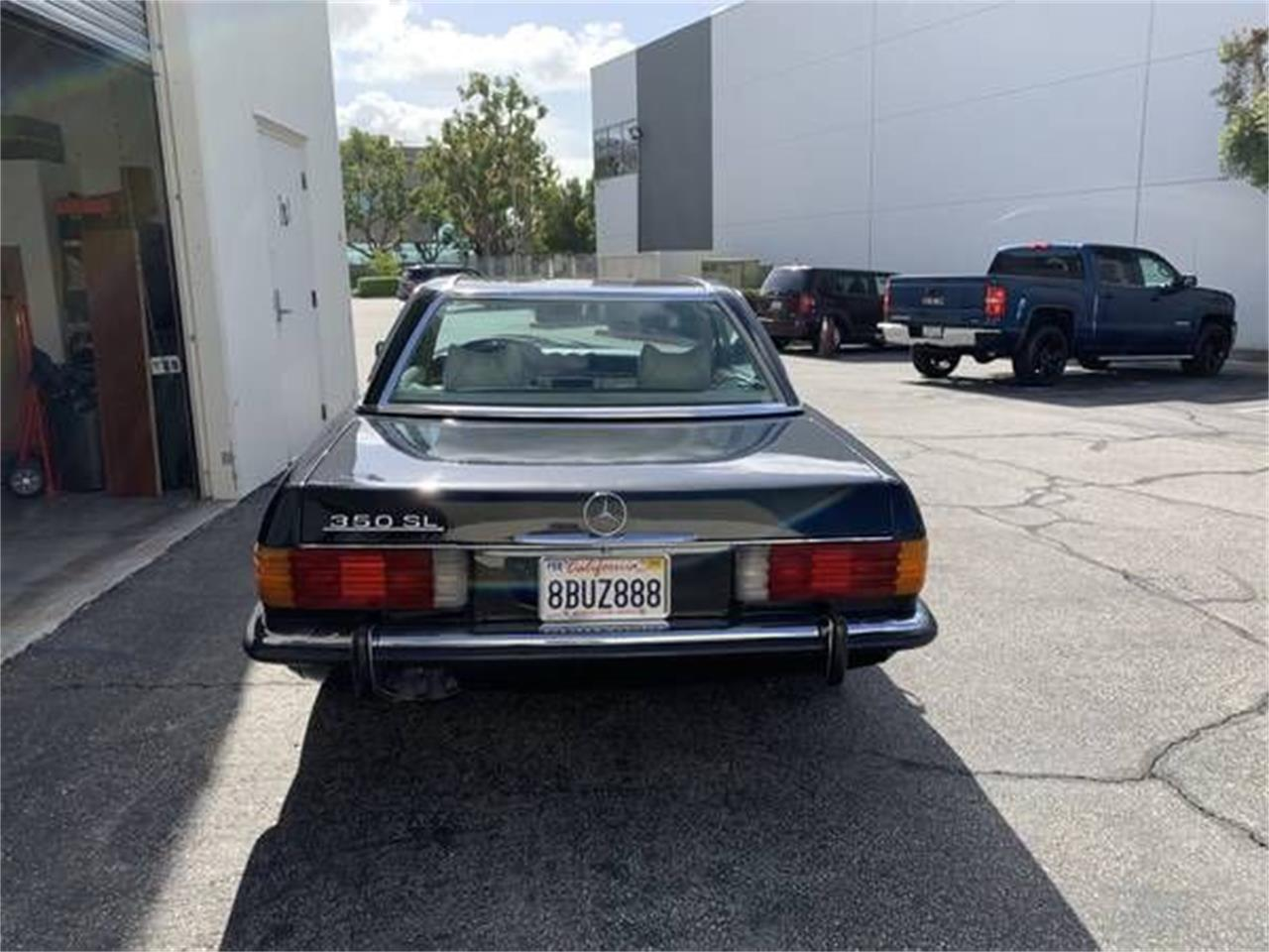 1972 Mercedes-Benz 350SL (CC-1297076) for sale in Cadillac, Michigan