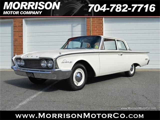 1960 Ford Fairlane (CC-1297077) for sale in Concord, North Carolina