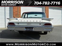 1960 Ford Fairlane (CC-1297077) for sale in Concord, North Carolina