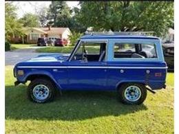 1970 Ford Bronco (CC-1297080) for sale in Cadillac, Michigan