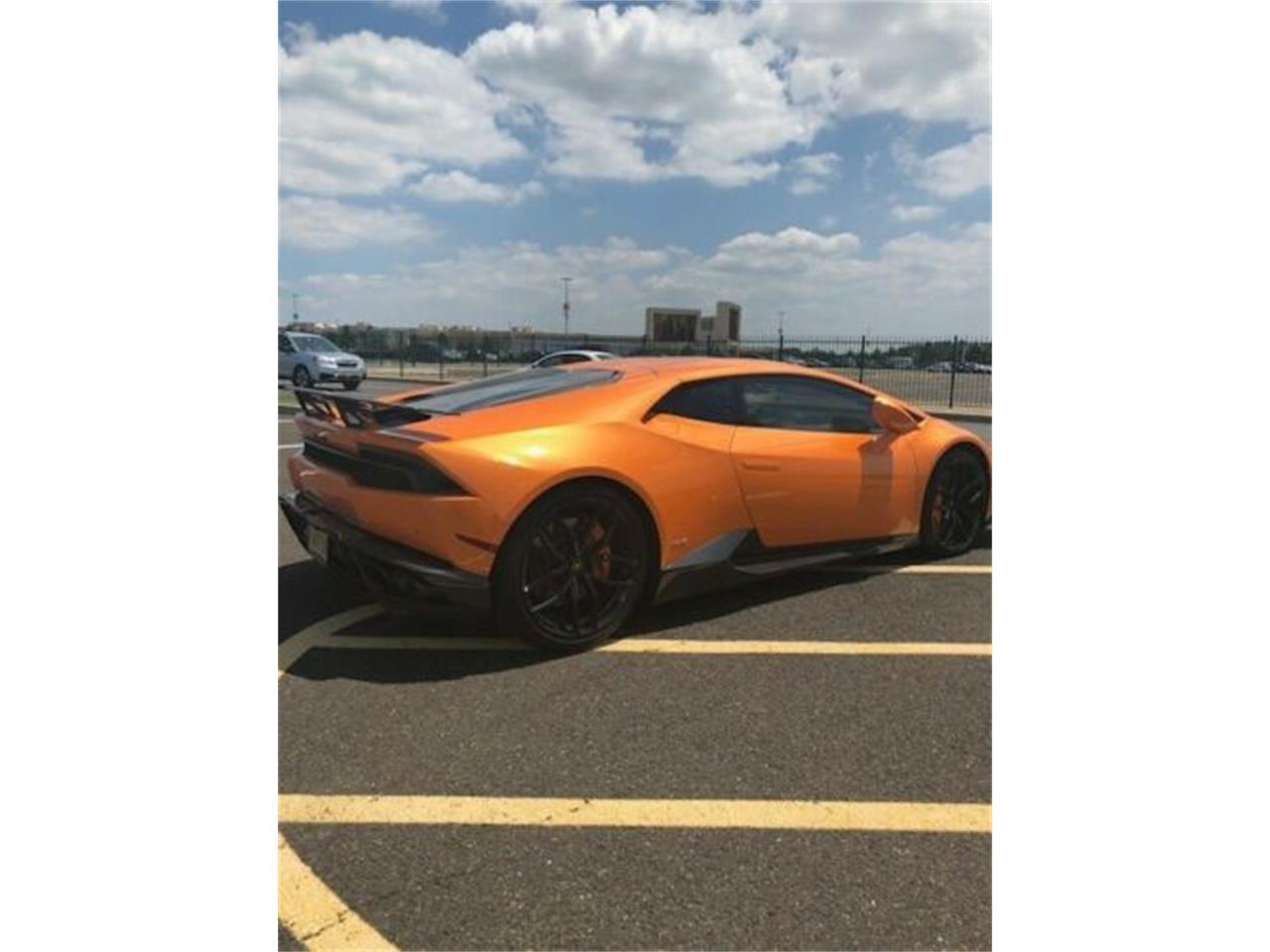 2015 Lamborghini Huracan (CC-1297082) for sale in Cadillac, Michigan
