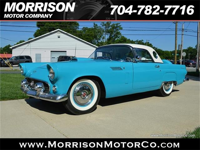 1956 Ford Thunderbird (CC-1297084) for sale in Concord, North Carolina
